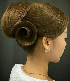 Tia carmen #peinadosartisticos