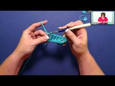 Learn How to Treble Crochet with Marly Bird - YouTube