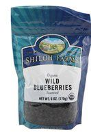 Shiloh Farms Organic Wild Blueberries -- 6 oz $11.69