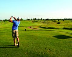Landsmeer Golf Club in Orange City, Iowa. Course of the Year in 2008 by the Iowa Golf Association, and Municipal Golf Course in Iowa in 2009 by Golf Digest Northwestern College, Orange City, Where The Heart Is, Iowa, Great Places, Golf Courses, Earth, Club, Mother Goddess