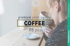 Premium photo package: Coffee