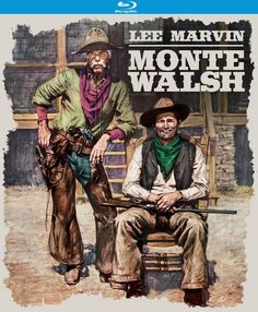 Monte Walsh - Blu-Ray (Kino Region A) Release Date: July 28, 2015 (Amazon U.S.)