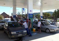 Piedra del Aguila.-: Cada vez hay más autos en Neuquén y menos estacion...