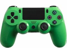 Amazon.com: Custom PlayStation 4 Controller Special Edition Glossy Green Controller: Video Games #customcontroller #customps4controller #dualshock4 #ps4controller