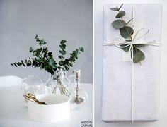 "Interior ""it"" greens, eukalyptus — Coterie"