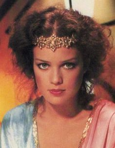 Melody Anderson, a pretty and hard working actress in the 1980s through the 90s is now retired living in Canada and has a new career as a social worker, we miss you Melody.