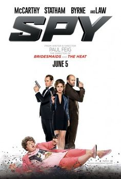 Spy Movie Review - Melissa McCarthy, Jason Statham 2015 - Beyond The Trailer | Jerry's Hollywoodland Amusement And Trailer Park
