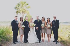 Oldfield Plantation Wedding by Our Labor of Love | Southern Weddings