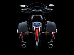 Kuryakyn Sabertooth Taillight Accents (Chrome) (Pair)- Victory Cross Country/ Tour/ Hardball for 2014 Victory Cross country tour. Victory Motorcycles, Custom Motorcycles, Custom Bikes, Custom Baggers, Indian Motorcycles, Motorcycle Tires, Motorcycle Outfit, Motorcycle Accessories, Victory Vegas