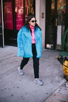 This Street Style Coats Hack is the Key to Winter Dressing