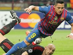 FCB ouch