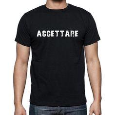 #maglietta #accettare #uomini #parola Maglietta nera Obsession! Trovare questo e molti altri qui -> https://www.teeshirtee.com/collections/men-italian-dictionary-black/products/accettare-mens-short-sleeve-rounded-neck-t-shirt