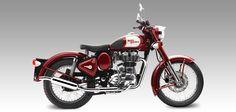 Royal Enfield Classic 500. Si quieres hacerte un viaje por India, la mejor moto