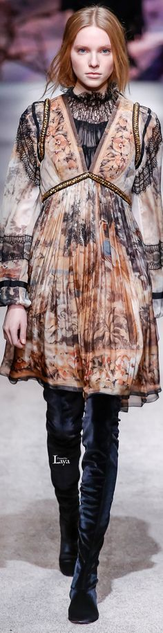 Alberta Ferretti Fall Winter 2015-16 RTW