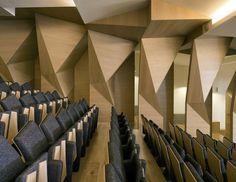 Media for Rector Office At Vigo University Campus | OpenBuildings