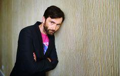 New photo: David Tennant courtesy of LA Times