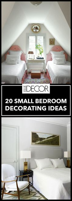 Elle Decor Small Bathrooms: 1000+ Images About Beautiful Bedrooms On Pinterest