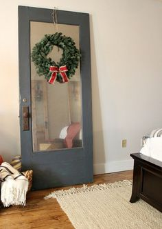 How To Turn Ordinary Glass Into An Antique Mirror. Freestanding MirrorsInterior  French DoorsDiy ...