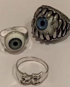 Grunge Jewelry, Funky Jewelry, Cute Jewelry, Jewelry Accessories, Emo Jewelry, Hippie Jewelry, Fashion Jewelry, Bling, Accesorios Casual