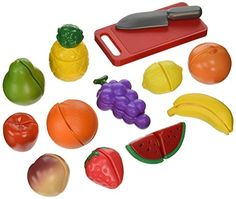 Small World Toys Living  FunWithFruit Velcro Play Set -- You can find more details by visiting the image link.Note:It is affiliate link to Amazon.