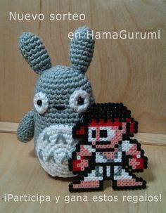 Concurso Hamagurumi de Amigurumi y Hama Beads!! :)