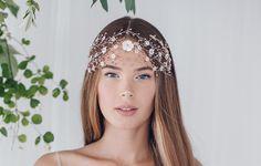 Wedding hair accessories by Debbie Carlisle