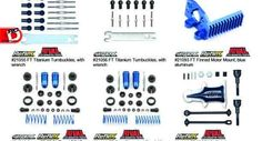 Rival, Apex & Reflex 1/18 Option Parts from Team Associated - RC Driver