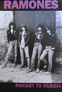 The Ramones - Rocket to Russia - Wall Poster