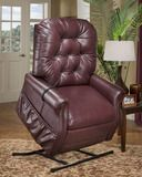 Med Lift 2253 Stampede Chocolate Power Lift and Recline Chair