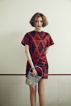 Go Joon Hee - Urban Like Magazine December Issue '14