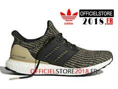 a5bb6b68fe444 Adidas Chaussures Homme Ultra Boost 4.0 Dark Mocha 2018 Pas Cher Noir Vert  BB6170-BB6170-Adidas Superstar 2018   Chaussures de Prix France!
