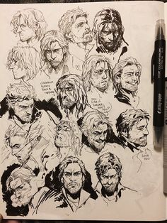 Full page sketchbook drawing inspiration! Character Sketches, Character Art, Animation Character, Figure Drawing, Drawing Reference, Pose Reference, Drawing Sketches, Art Drawings, Sketch Ink