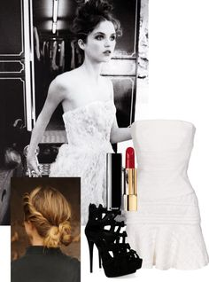 """All Ready"" by rochellej ❤ liked on Polyvore"