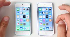 iPod Touch 6G vs iPod Touch 5G - comparatia performantelor (Video) | iDevice.ro