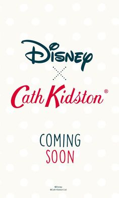 Disney X Cath Kidston coming soon! Be the first to find out more and sign up to our priority email club | Cath Kidston |
