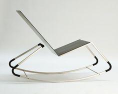 Re le fauteuil à bascule par Clément Diaz - Blog Esprit Design