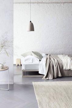50+ BEAUTIFUL BEDROOM DESIGN IDEAS USING GREY CARPET