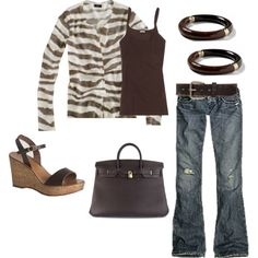 Me too and I also never wear them I think its just hard to pull it off sometimes love your style