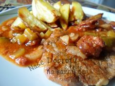 Stew, Recipies, Pork, Food And Drink, Chicken, Meat, Ethnic Recipes, Cooking, Recipes