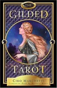 Buy The Gilded Tarot by Barbara Moore at Mighty Ape NZ. The Traditional Tarot for the Century Most Tarot decks with really spectacular designs are really just art collections. The Gilded Tarot transce. Divine Tarot, Barbara Moore, Rider Waite Tarot, Tarot Card Decks, Tarot Readers, Oracle Cards, Card Reading, Reading Room, Deck Of Cards