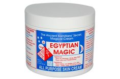 12 Cult Products Makeup Artists Swear By | Beauty Blitz - Egyptian Magic All Purpose Healing Skin Cream. Like Vaseline but natural. Known to clear up severe acne and eczema.