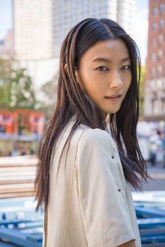NY model-JiHye Park/tops-soonil/bottoms-soonil