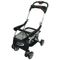 Baby Trend Snap N Go - This is the absolutely best stroller to use while your baby is in the bucket-style carseat.  Don't even consider a travel system.  The stroller is way too heavy.  Pick the frame based on which bucket seat you get.