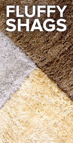 Nothing like a shag to cozy up your home! They are like a dream on your feet! Visit Rugs USA for exclusive deals of up to 70% off and free shipping everyday!