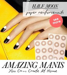 Amazing Manis You Can Create At Home - Daily Makeover