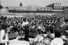 live at san quentin  #mcm . .  bb king .  may 25, 1990 .  richard mccaffrey . . . . . . . #bbking #blues #sanquentin #sanquentinstateprison #richardmccaffrey #blackandwhite #bnw #photography #prisonindustrialcomplex #bluesmusic #mondaymotivation #rnb #bluesrock #music #revolutionary #legend #icon #melanin #blackexcellence #prison #california #cdcr #vintage #potd