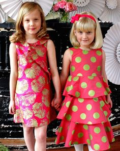 Ruffles galore for fall parties at Belly & Baby