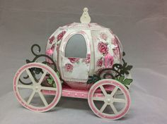 Adventures with my Zing! - Tracey Farr: A GIRLY CARRIAGE