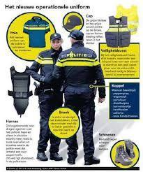 Afbeeldingsresultaat voor nieuw politie uniform