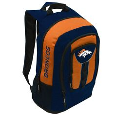 10284006a24b Denver Broncos NFL Colossus Backpack Nba New York, New York Knicks, Nfl  Denver Broncos